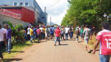 La Tour Koenig : environ 250 travailleurs malgaches en grève