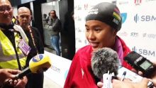 JIOI - Natation : triplé en or pour Alicia Kok Shun