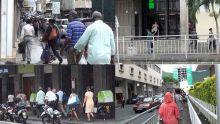 Pluies torrentielles : des fonctionnaires autorisés à rentrer à 14 h ; réactions mitigées