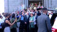 Décès du champion de Maurice de Squash : adieux déchirants à Xavier Koenig