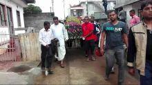 Meurtre de Flacq : derniers adieux à Umawatee Somrah