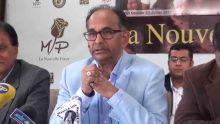 Alan Ganoo : Le poste de Deputy Speaker aurait dû revenir à un membre de l'opposition