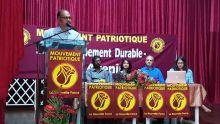 Plaidoyer d'Alan Ganoo en faveur du développement durable