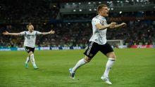 Mondial 2018: l'Allemagne bat la Suède et conserve ses chances de qualification
