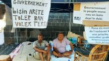 Grève de la faim : après huit ans, la Commission Justice et Vérité toujours pas prise au sérieux