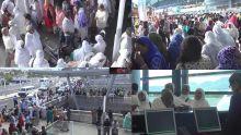 Hadj : départ des premiers pèlerins mauriciens pour la Mecque