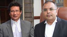 Me Hervé Duval envisage des actions légales après la Precautionary Measure consignée contre lui par Me Sanjeev Teeluckdharry