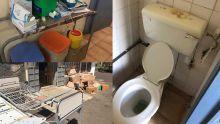 PNQ : voici les photos prisent par XLD qui déplore un manque d'hygiène à l'hôpital du Nord
