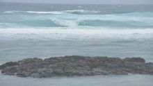 Météo : un avis de fortes houles en vigueur à Rodrigues