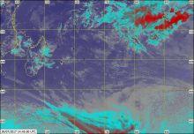 Météo : un anticyclone s'approche de Maurice, la température chutera de 3 à 4 degrés Celsius