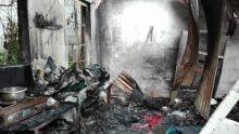 Incendie mortel à Olivia : «C'est la seconde fois que sa maison prend feu», dit le frère de la victime