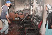 Britannia : un handicapé grièvement brûlé dans l'incendie de sa maison
