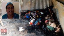 Incendie à Pointe-aux-Piments : la petite Cathaléa n'a pas survécu