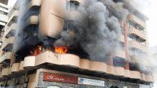 Incendie au bâtiment Fon Sing : la Fire Investigation Unit enquête