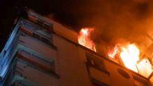 Incendie à Paris : deux Mauriciens portés disparus, leurs proches dans l'angoisse