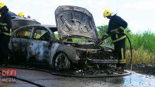 Voitures qui prennent feu : la question interpelle les automobilistes
