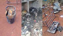 Une bonbonne de gaz explose dans une maison à Baie-du-Tombeau : une famille se retrouve sans toit