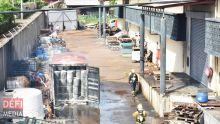 Incendie cour usine CMT : des habitants de La Tour Koenig envisagent d'entamer des poursuites