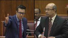 PNQ : Etienne Sinatambou accuse Shakeel Mohamed d'avoir eu des gestes obscènes à son égard