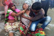 Inde: 24 morts dans l'effondrement d'un mur lors d'un mariage