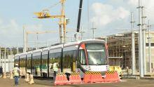 Metro Express :Quatre-Bornes connectée au réseau fin 2020au lieu de septembre 2021