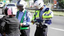 En 24 heures : huit automobilistes épinglés pour conduite en état d'ivresse