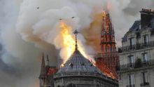 Incendie à Notre-Dame de Paris : Pravind Jugnauth «profondément attristé»