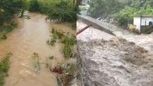 Grosses pluies et risques d'inondations : des internautes inquiets