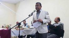 Comité Régional No 13 du ML : Collendavelloo apporte son soutien à Husnoo
