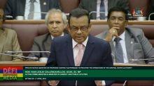Assemblée nationale : Collendavelloo ne dévoile pas les noms de ceux qui ont eu accès au VIP Lounge