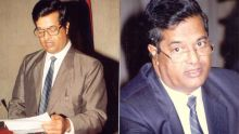 Décès : l'ancien speaker Sir Ramesh Jeewoolall est mort