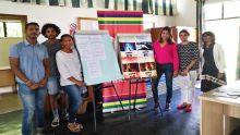 Huit jeunes et un projet pour dire non à la drogue !