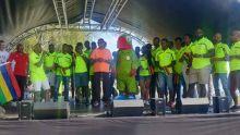 J -83 - JIOI : rassemblement des jeunes à Flic-en-Flac