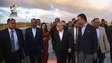 JIOI : suivez en direct la cérémonie d'ouverture du complexe sportif de Côte-d'Or
