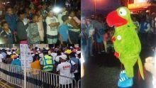 Flamme des jeux - après la colère, place à la fête à Rodrigues