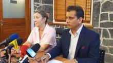 Covid-19/frontières : suivez en direct la conférence de presse du Dr Joomaye et du Dr Gaud