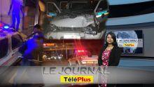 Le JT – Il vole un 4x4 de la police, fonce sur un policier et fait une course folle sur l'autoroute