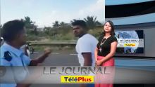 Le JT - Un policier agressé par un motocycliste lors d'une patrouille, la vidéo fait le tour de la toile