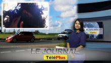 Le JT – Une étudiante passe à travers la fenêtre d'un autobus