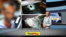 Le JT – Jet de pierres à la passerelle de Bois-Marchand - un automobiliste a failli perdre la vue