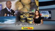 Le JT -Saisie de 140 kg de cannabis : «Un trafic existe entre Maurice et La Réunion» affirme le DCP Bhojoo