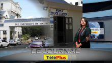 Le JT: une étudiante de l'UOM agressée à coups de casques par des motocyclistes