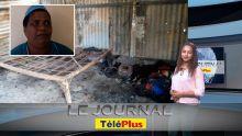 Le JT – Incendie - un bébé de 11 mois décède après 1 mois passé à l'hôpital