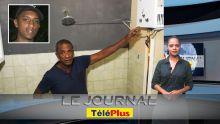 Le JT – Décès de Yohan Rungasamy, 19 ans, intoxiqué au monoxyde de carbone dans sa salle de bain