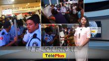 Le JT : vive colère des proches d'un enfant après un accident, la SSU mandée sur les lieux
