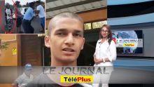 Le JT – Rallye illégal – Jaweed Joomun, 16 ans, libéré : « ti bien dur,  premie fwa mo fin fer prison »