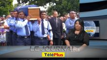 JT – Dernier hommage au Caporal Lindsey Lapeyre, Raj Dayal présent aux obsèques