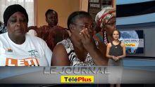 Le JT – L'émotion à son comble à Pointe-aux-Sables où les Chagossiens suivaient les débats à La Haye
