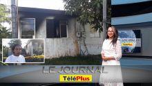 Le JT – Kervina Ramboro sauve la vie de Patricia Grandcourt en bravant les flammes d'une maison en feu