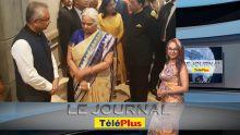 Le JT : L'Inde interviendra en faveur de Maurice à La Haye…